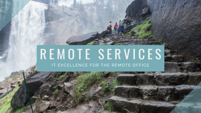 Remote Services Banner