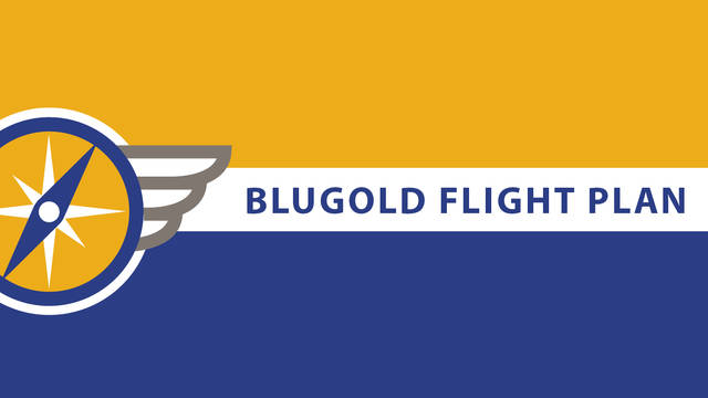 Blugold Flight Plan header image