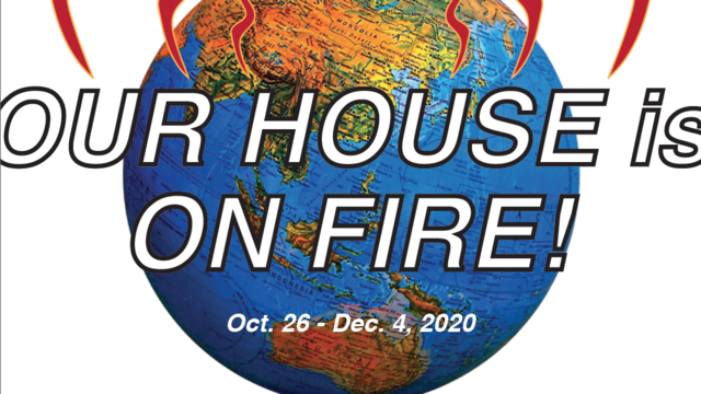 Our house is on Fire! poster