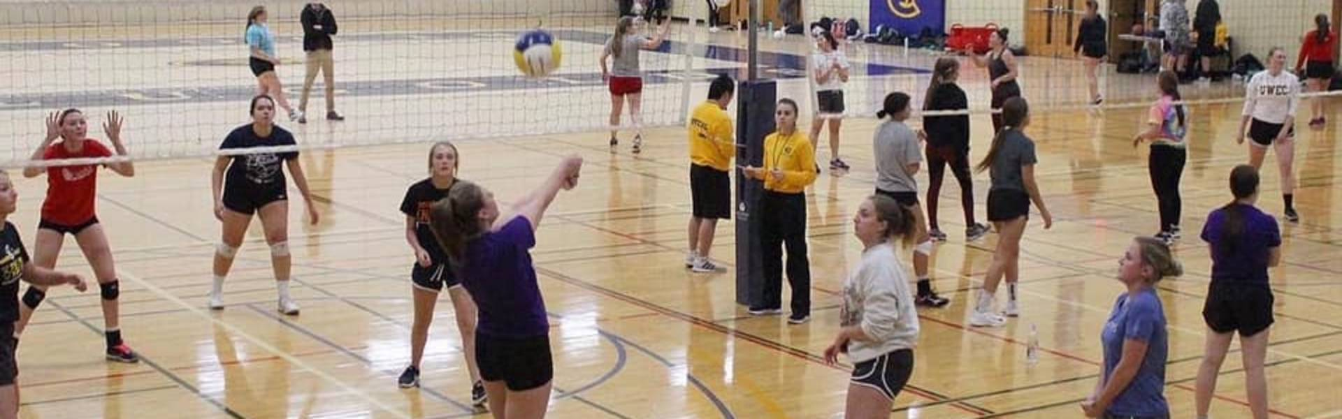 Open Rec Volleyball