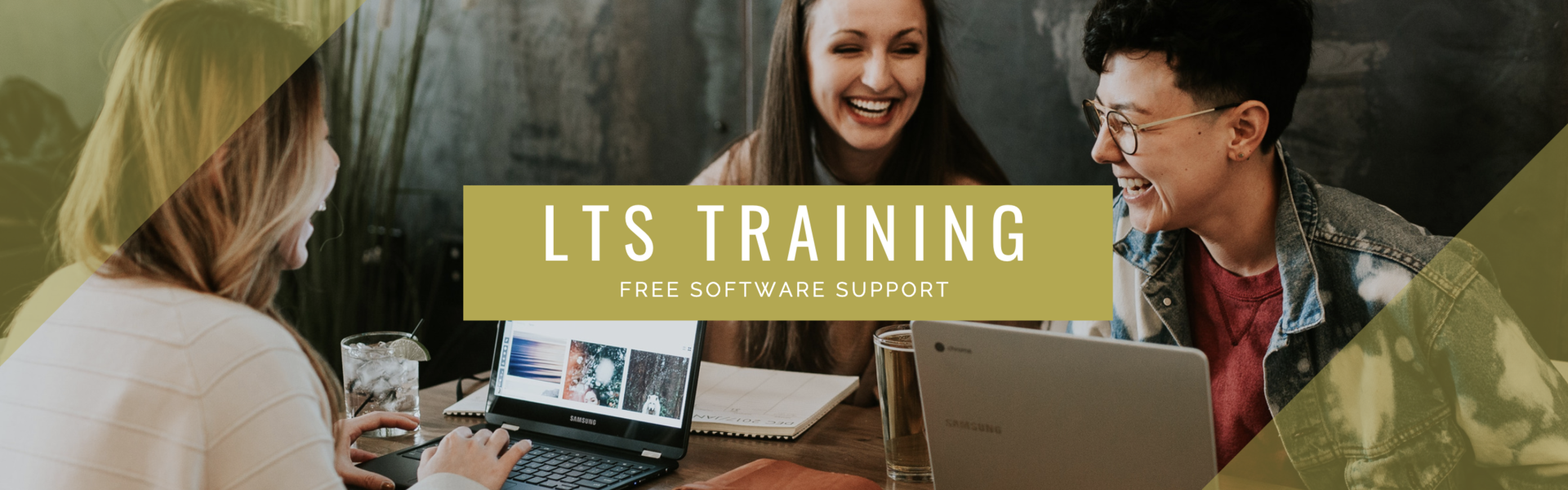 LTS Training free software support