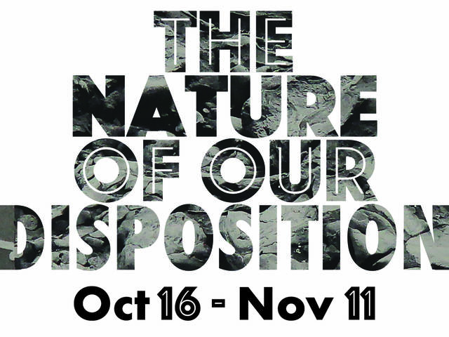 The Nature of Our Disposition banner