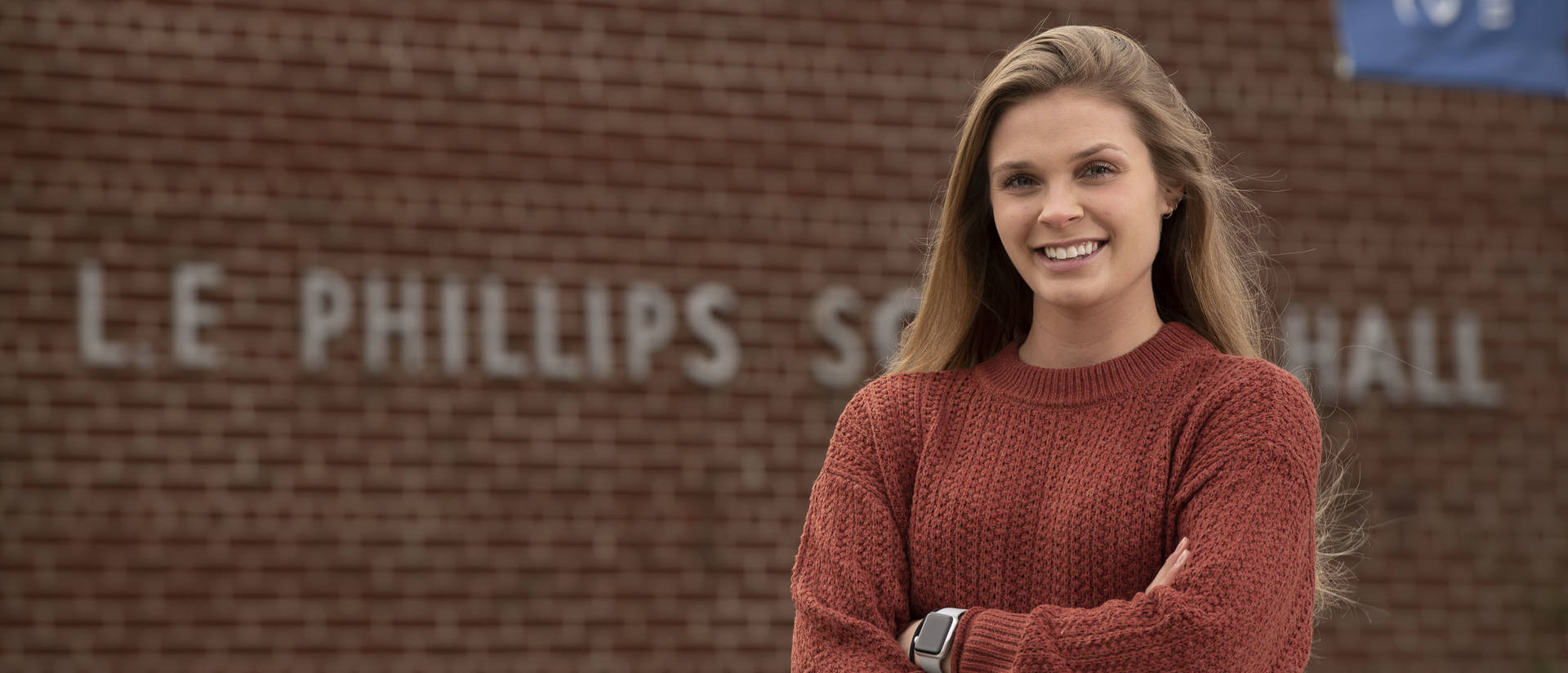 As a Blugold, Callie Vogel found a variety of experiences on campus, in the community and in other parts of the world that helped her gain the knowledge, experiences and confidence she needs to pursue a career in medicine.