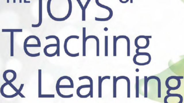 The Joys of Teaching and Learning Spring Conference 2021 Logo