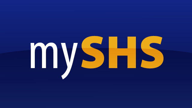 Log in to mySHS