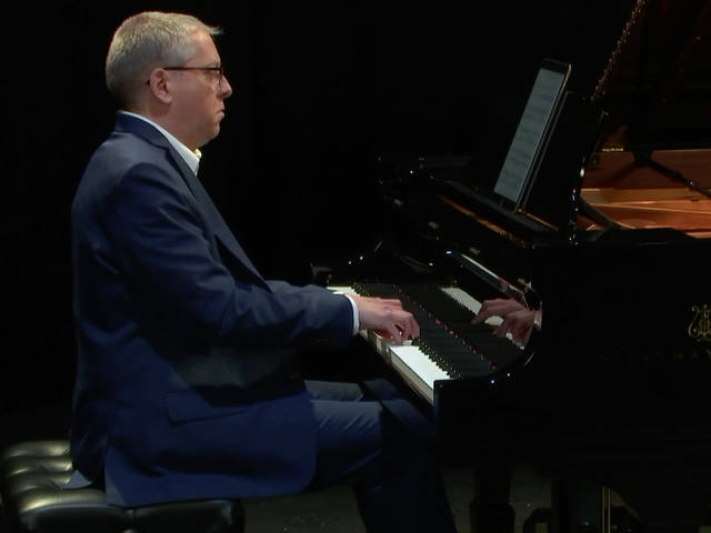 Dr. Nicholas Phillips is playing two virtual recitals in the coming week, both featuring underrepresented composers. One recital is in honor of Black History Month and the other celebrates Women's History Month.