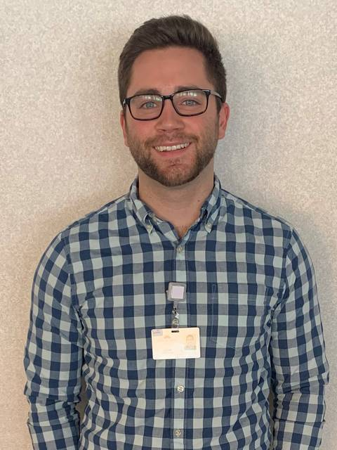 Drew Flores is completing a yearlong administrative residency at a long-term care facility. Flores, who will graduate in May, says the residency is giving him valuable experiences that will help him succeed in his first professional job after college.