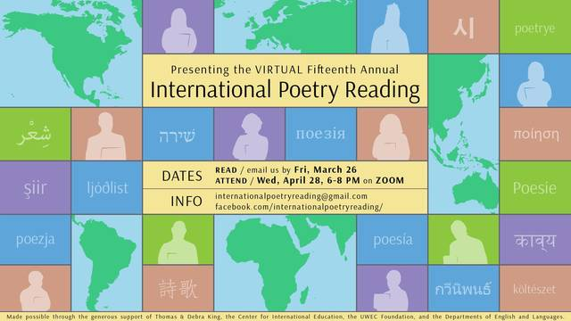 2021 International Poetry Reading art