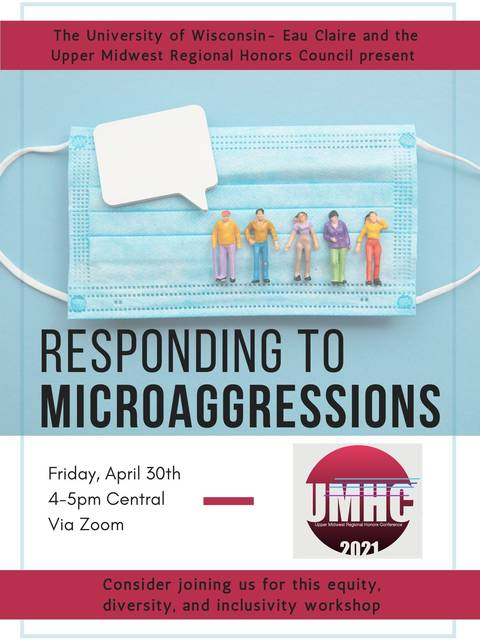 Responding to Microaggressions Poster
