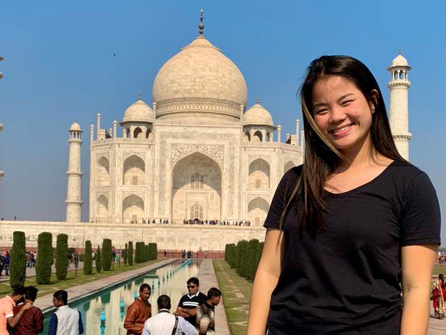 Hannah Javoroski's passion for international learning grew thanks to the opportunities offered at UW-Eau Claire.