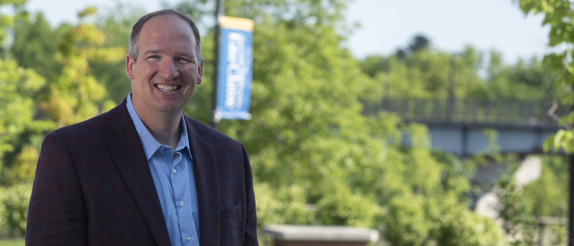 As program coordinator for the Menard Center for Constitutional Studies, Phil Rechek will help promote research, education and community outreach on matters related to the U.S. Constitution.