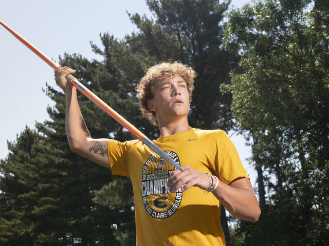 Marcus Weaver was named the 2021 NCAA Division III Men's Outdoor Track & Field National Field Athlete of the Year and the Most Outstanding Men's Field Performer at the NCAA Championships after taking first in the decathlon and javelin.