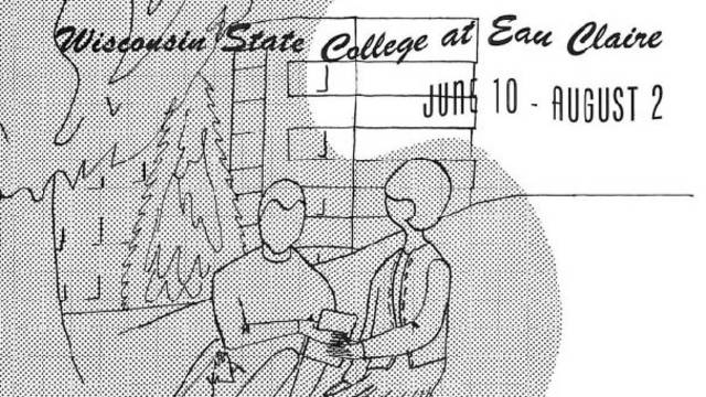 Wisconsin State College at Eau Claire 1963 Summer Bulletin Cover