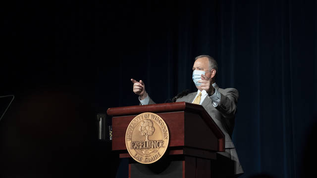 Chancellor 2021 state of the university