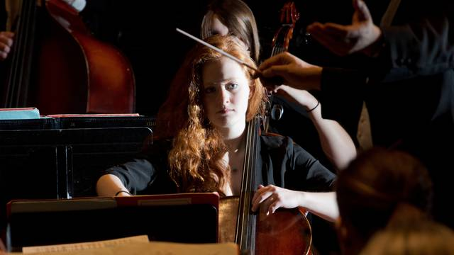 Cohen String Scholarship Recipient Kaitlyn Witherspoon