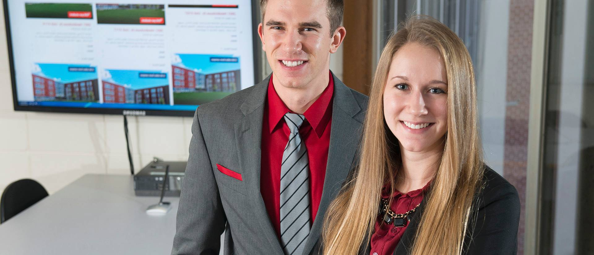 Holly and Josh Solomon's website helps students find housing