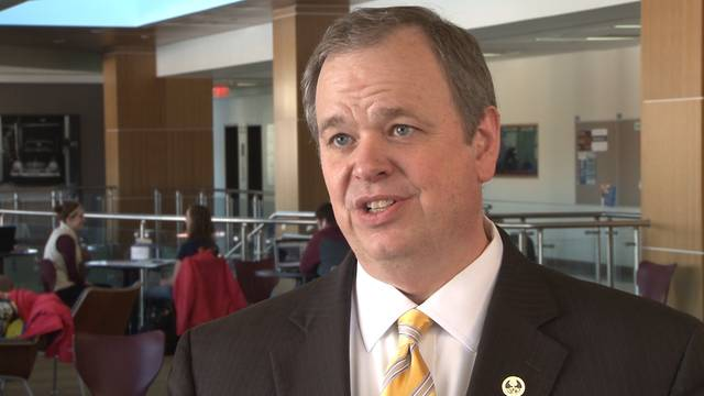 Chancellor Schmidt: The state budget and UW-Eau Claire