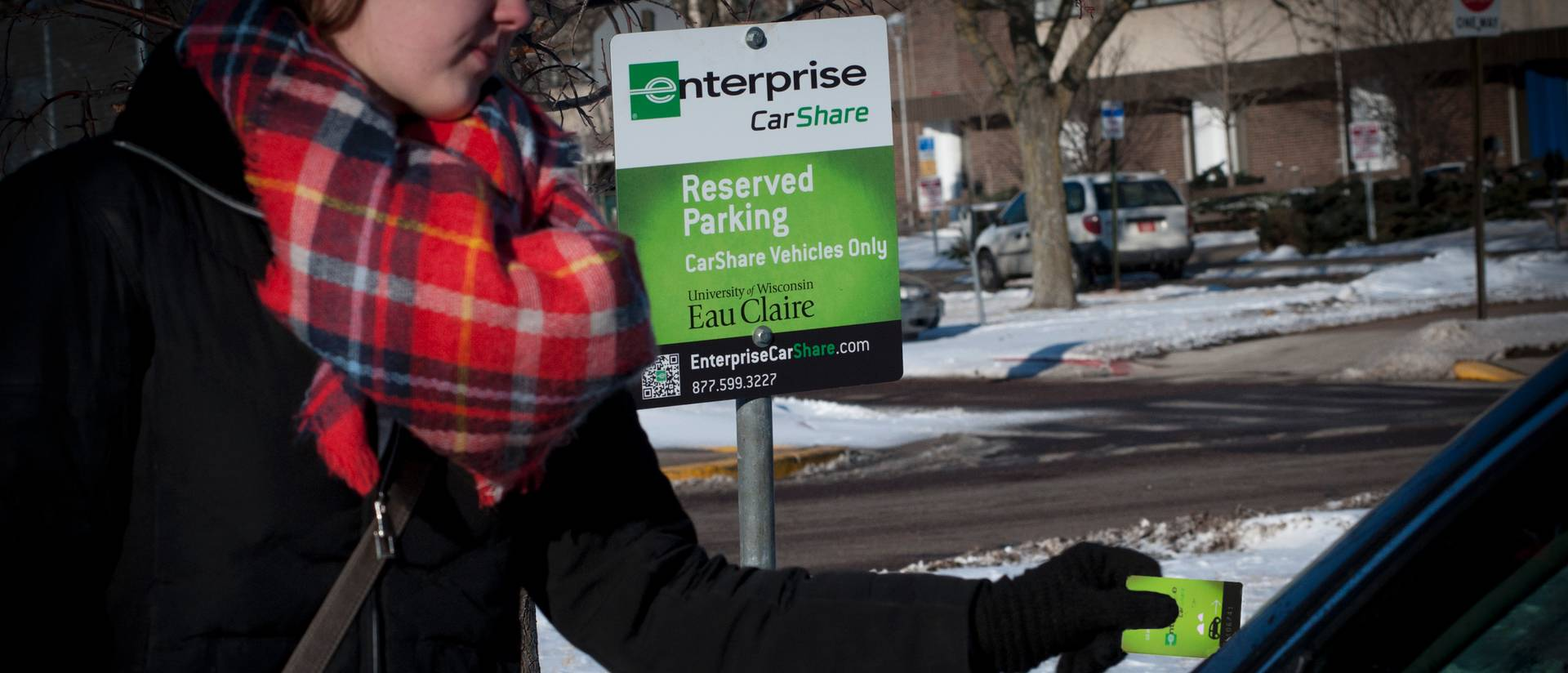Enterprise CarShare program