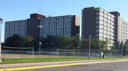 Towers residence hall