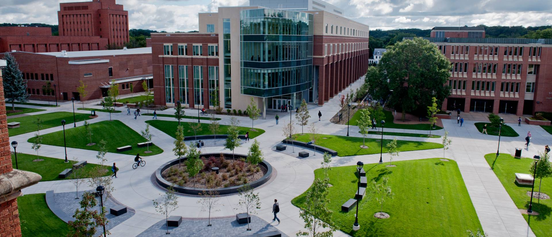 campus mall