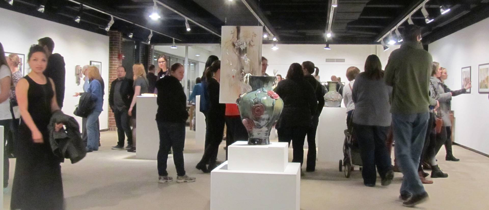 Juried Student Art Show at Foster Gallery