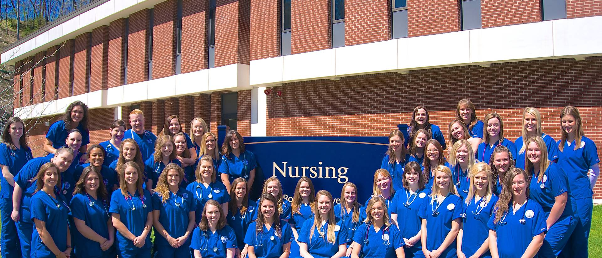 Eau Claire site BSN graduates, May 2015