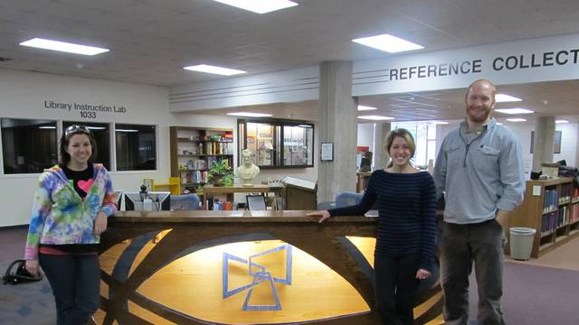 library student staff