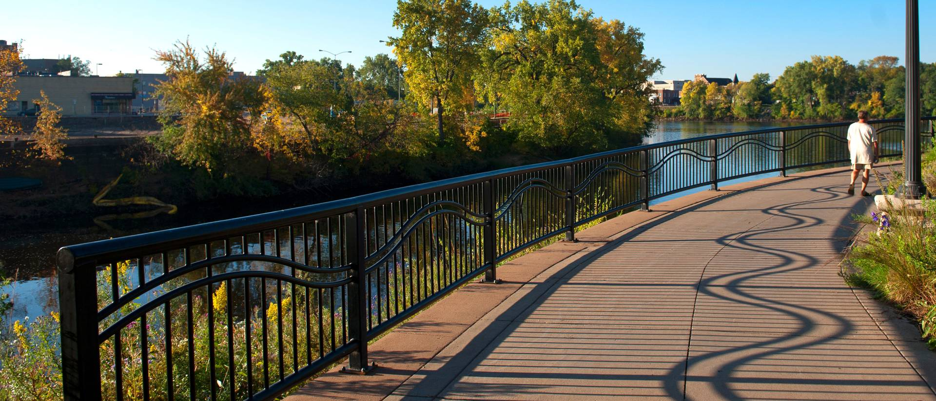The Confluence Project, an estimated $80 million public-private development in downtown Eau Claire, continues to progress after receiving key support on several fronts.