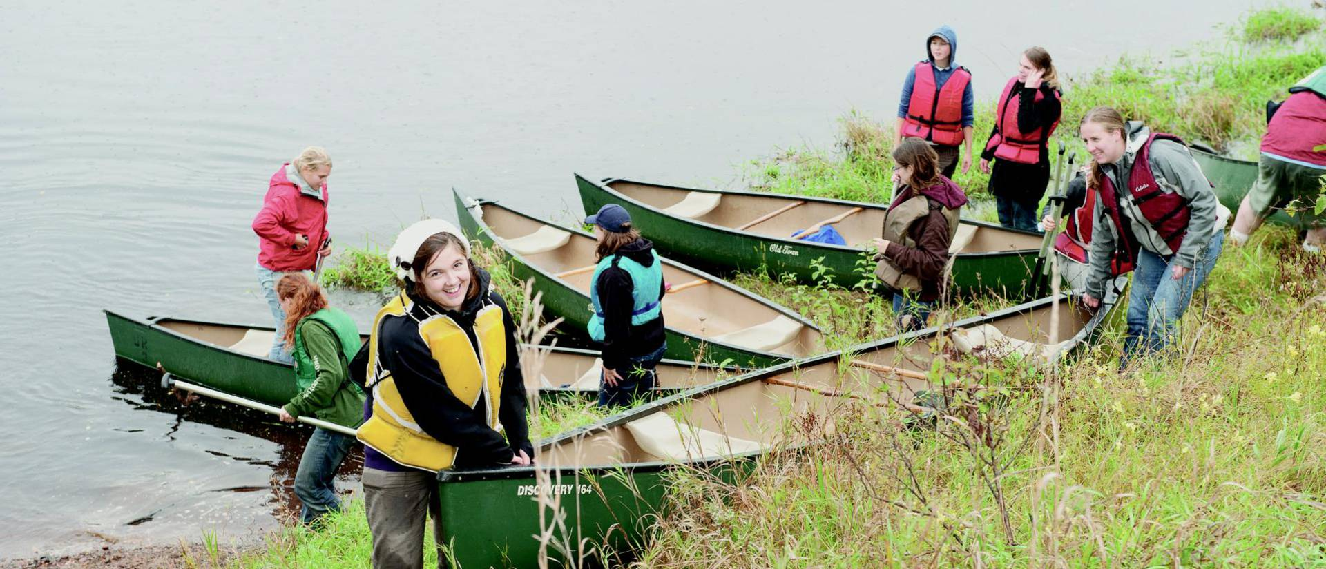 Student project addresses area river pollution, strengthens community ties