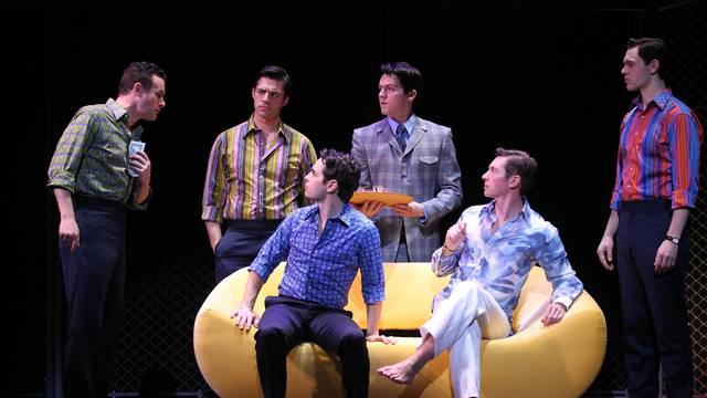 Barry Anderson in Jersey Boys