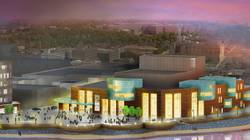 Confluence Arts Center final design