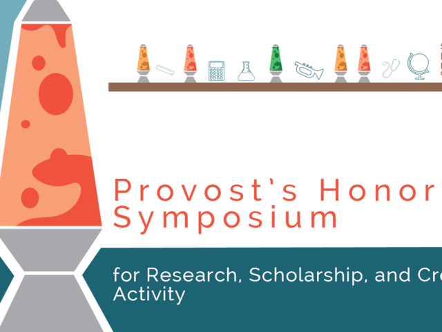 2016 Provost's Honors Symposium