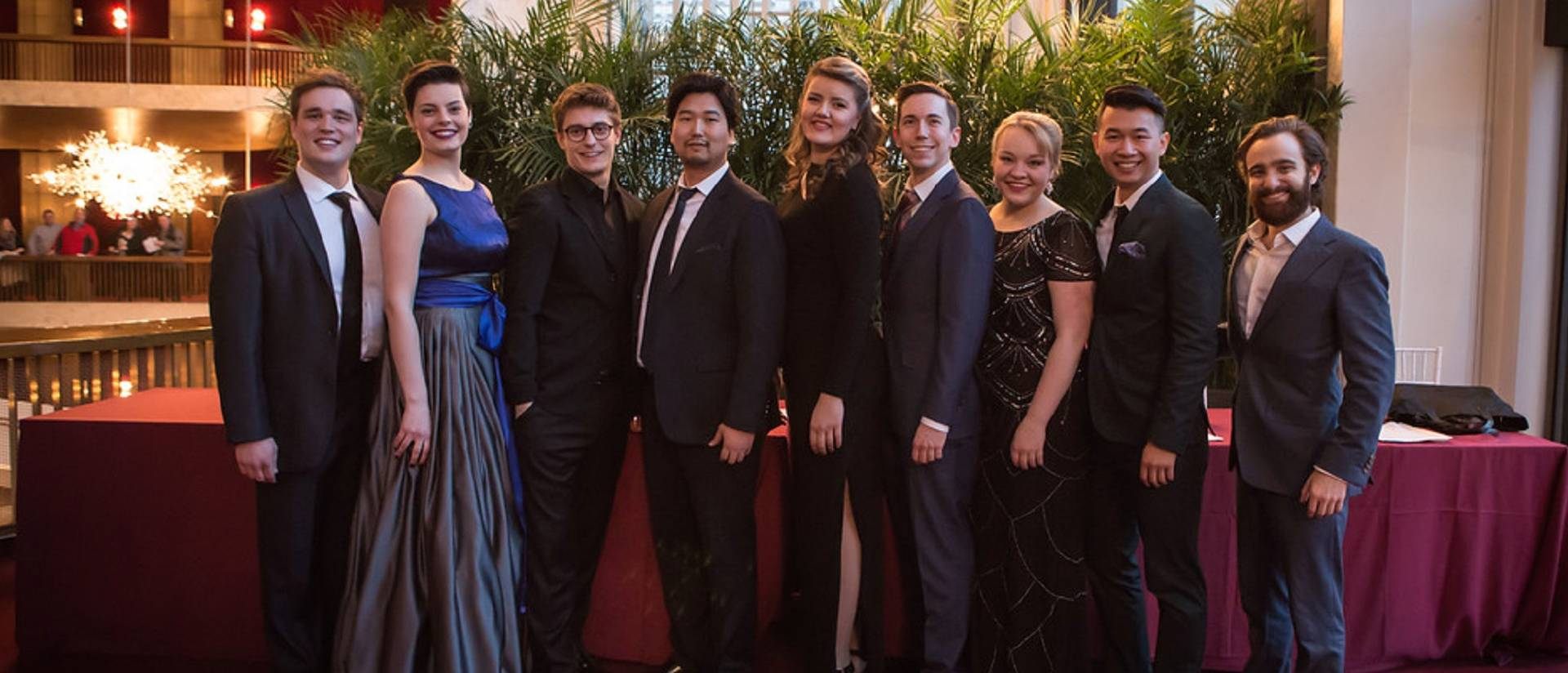 2016 Metropolitan Opera National Council Audition grand finalists