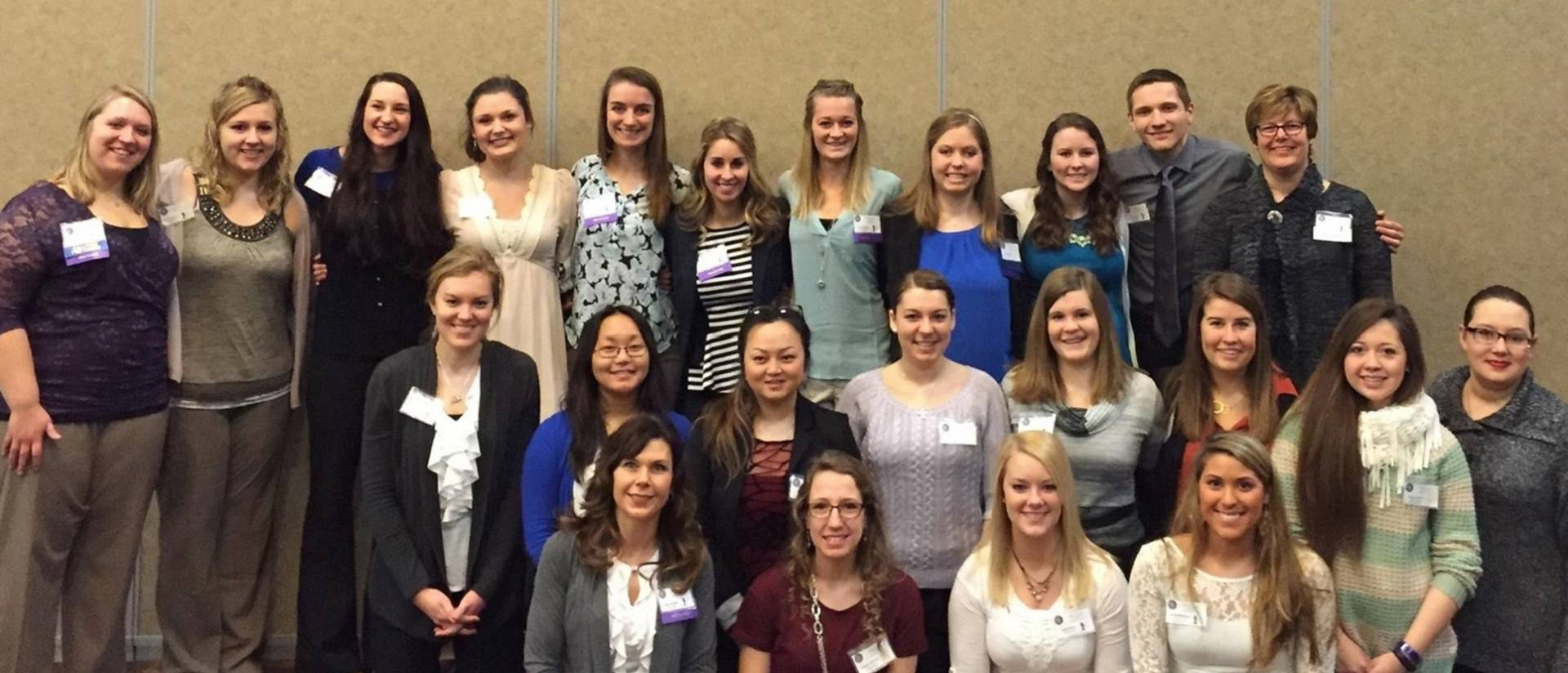 Students attend WSNA conference