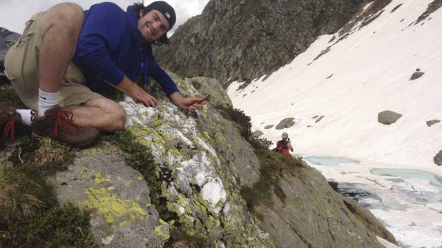 Dan Brennan in Switzerland for paid research.