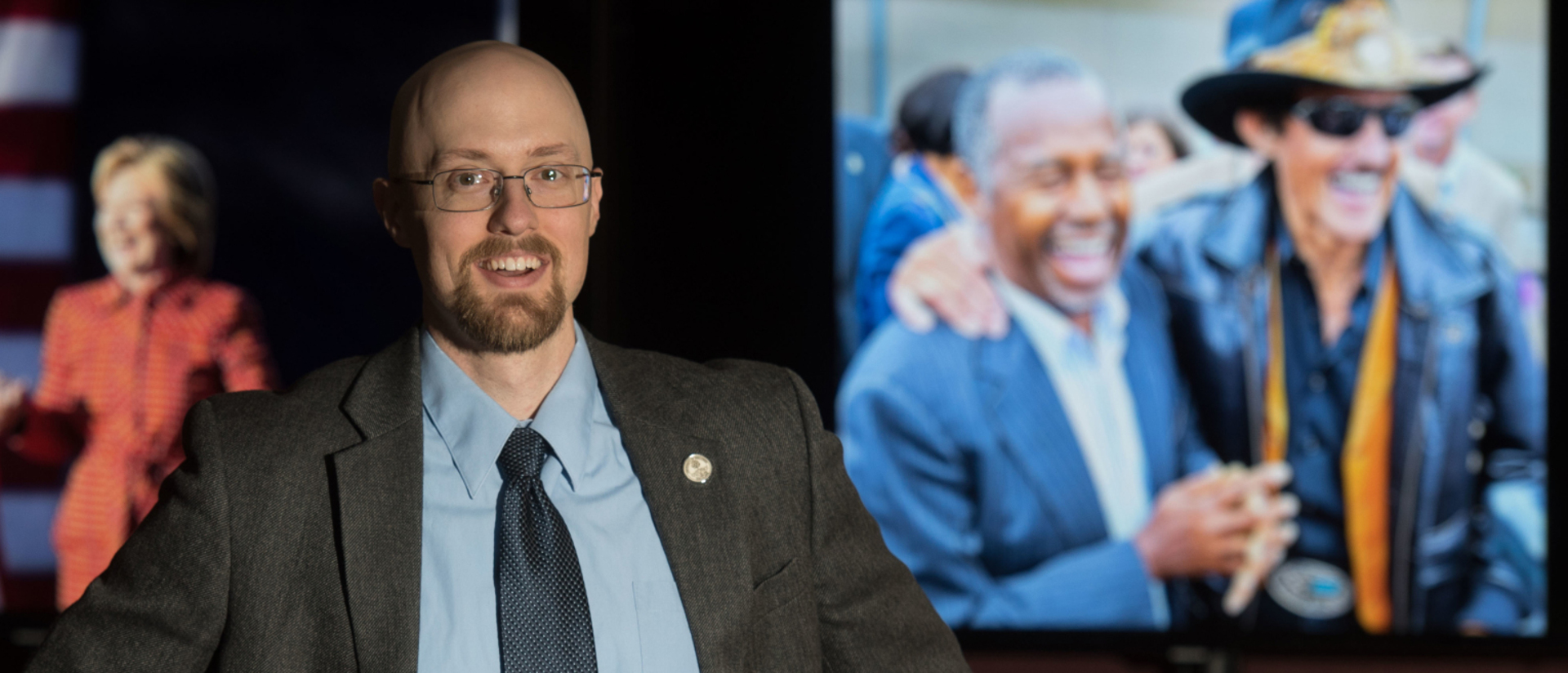 Professor Gaining National Attention For Research On How Politics And Pop Culture Connect