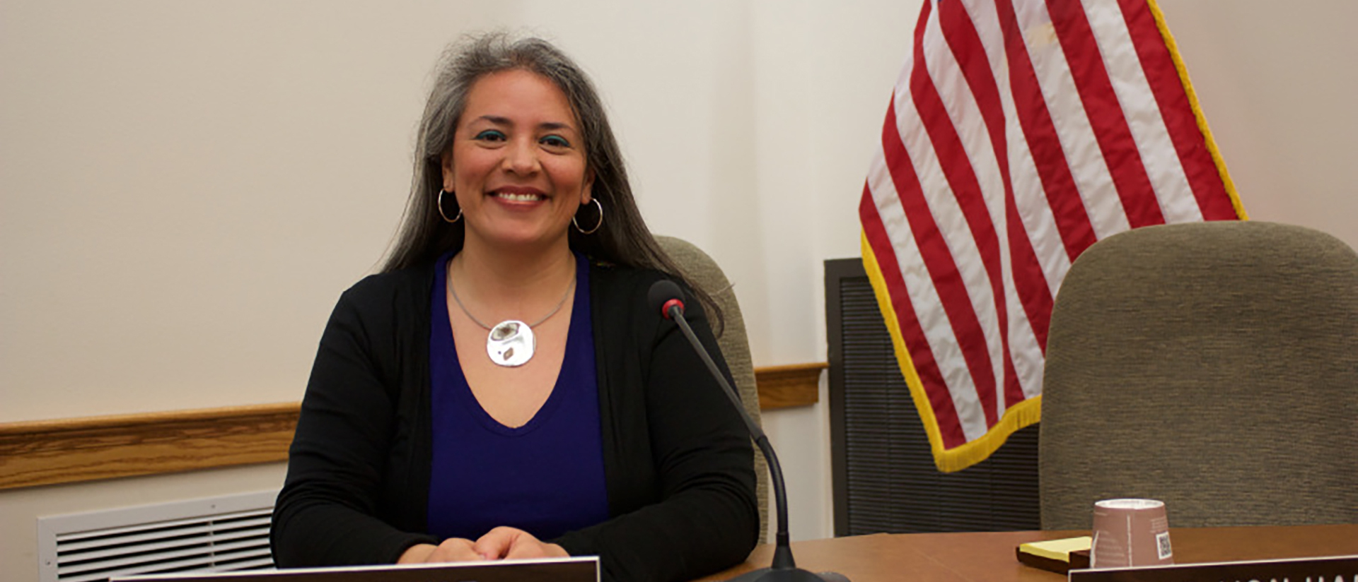 Catherine Emmanuelle, Eau Claire city council