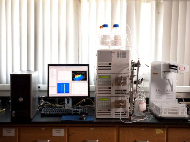 Varian ProStar Analytical/Preparative System