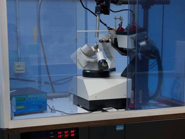 Nonius Single Crystal X-ray Diffractometer