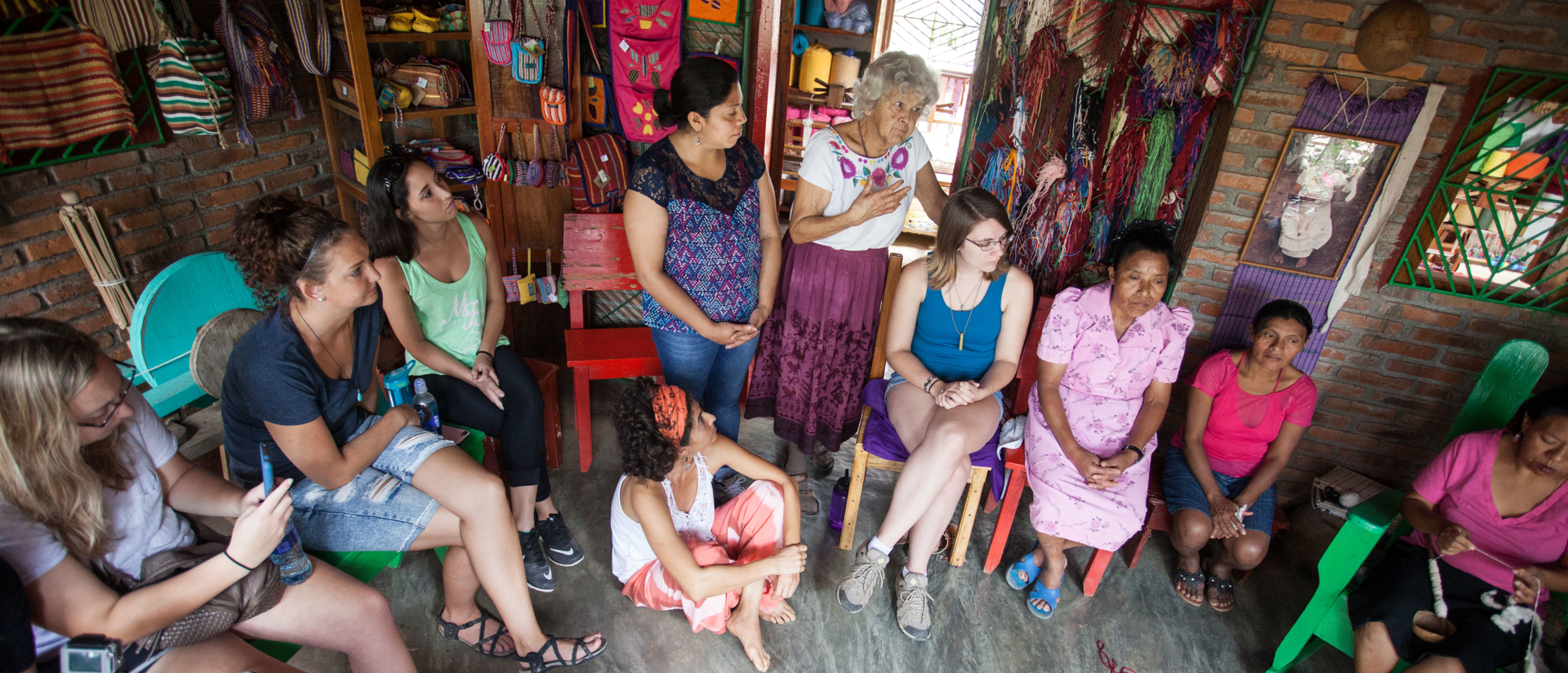 Get immersed in Nicaragua
