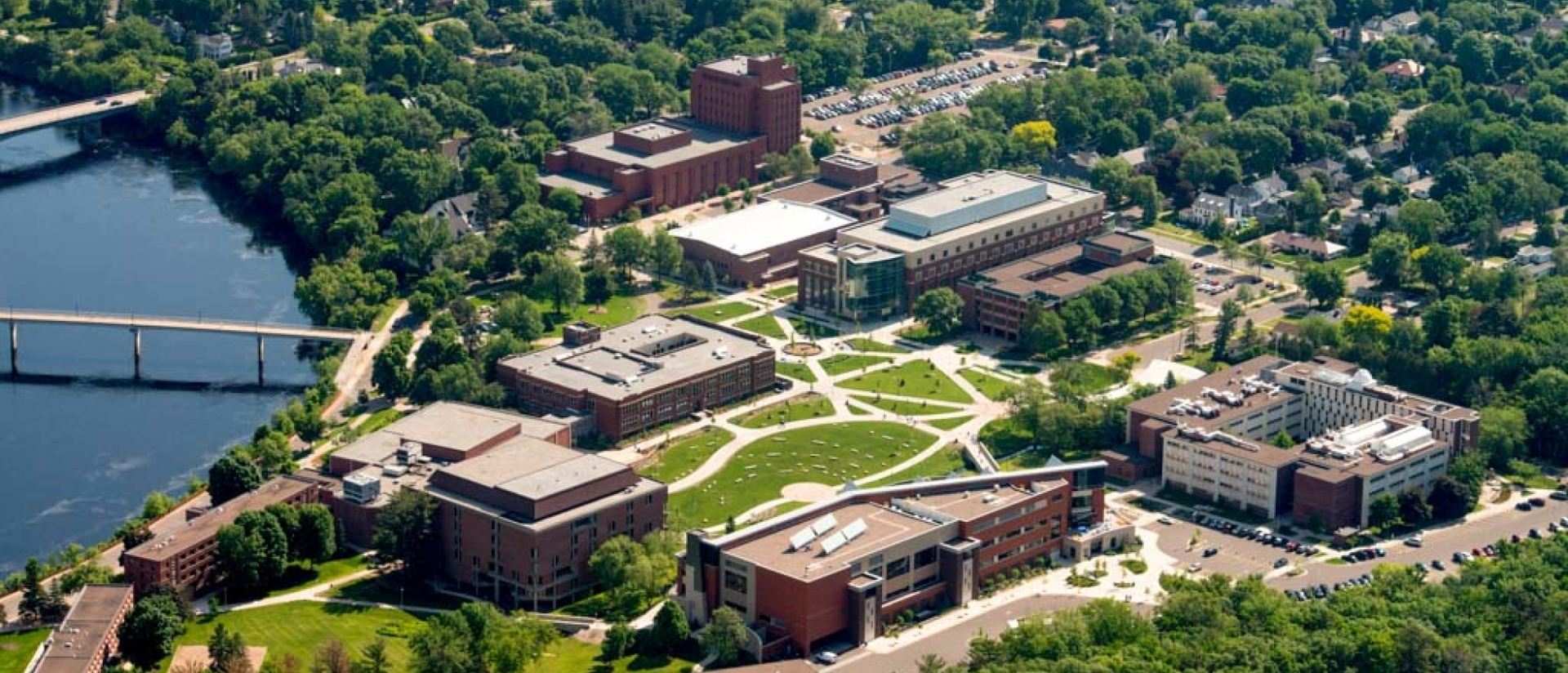 University of Wisconsin-Eau Claire campus.