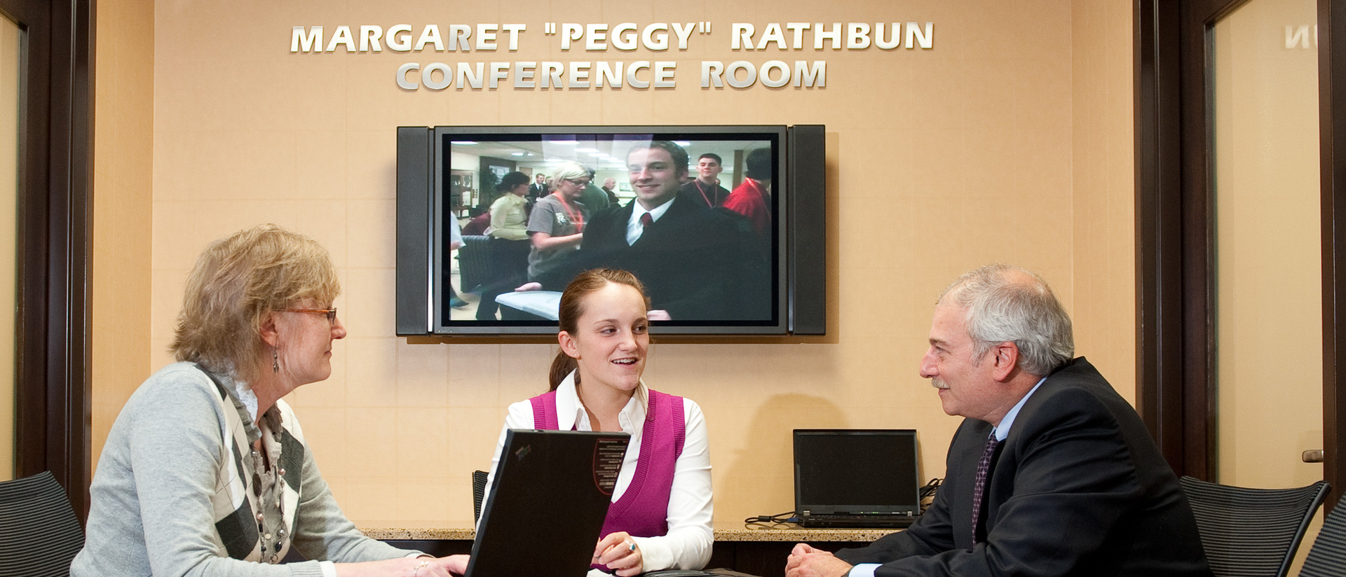Margaret Peggy Rathbun Conference Room