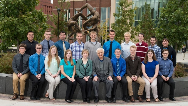 Computer Science Students and Staff