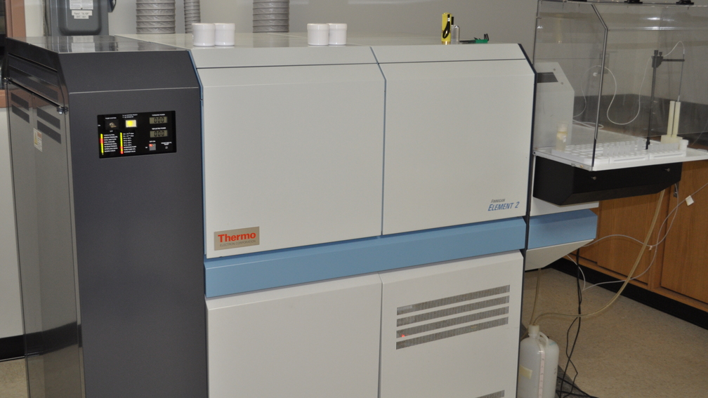 Inductively Coupled Plasma - Mass Spectrometer (ICP-MS)