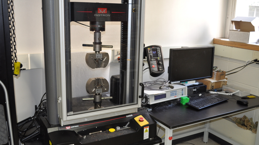 Instron Tensile - Compression Tester