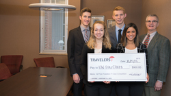 IT Travelers Case Competition team