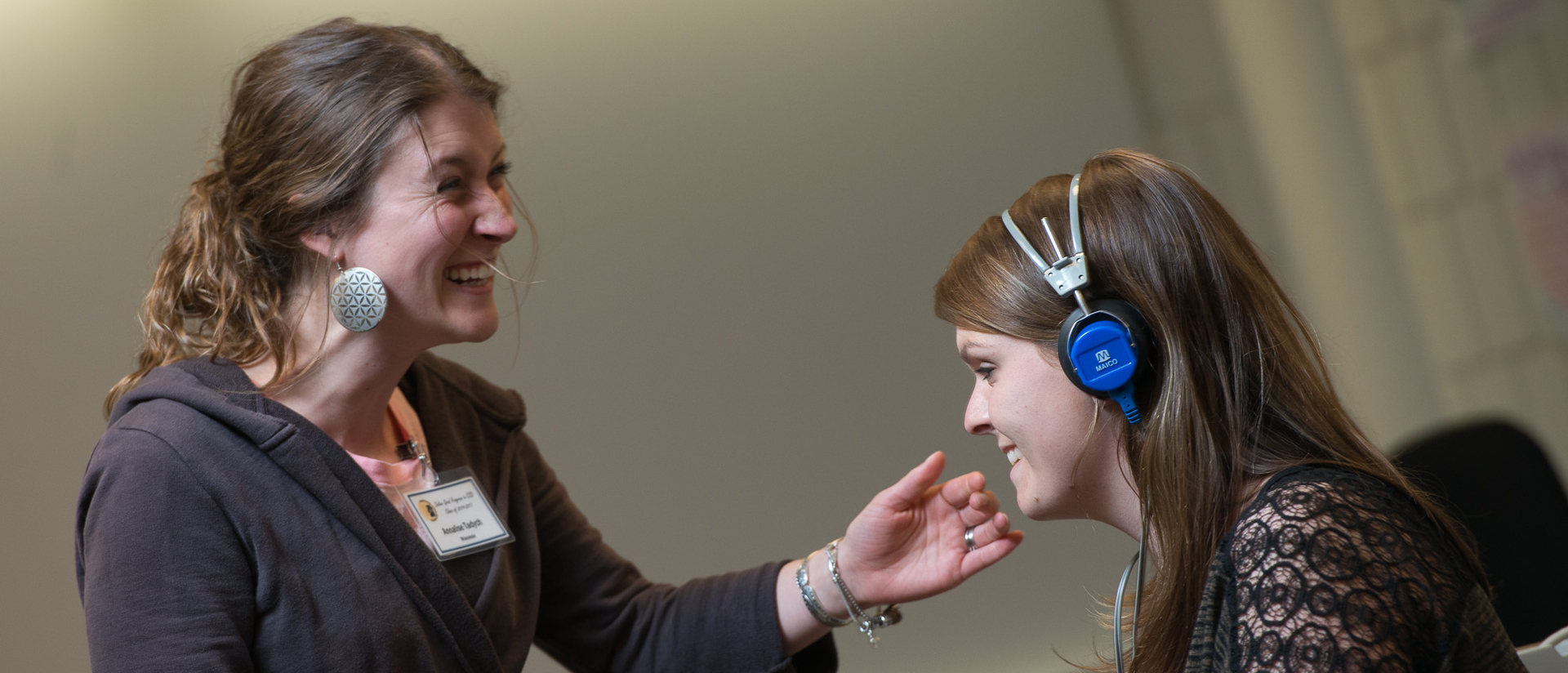 Center for Communication Disorders