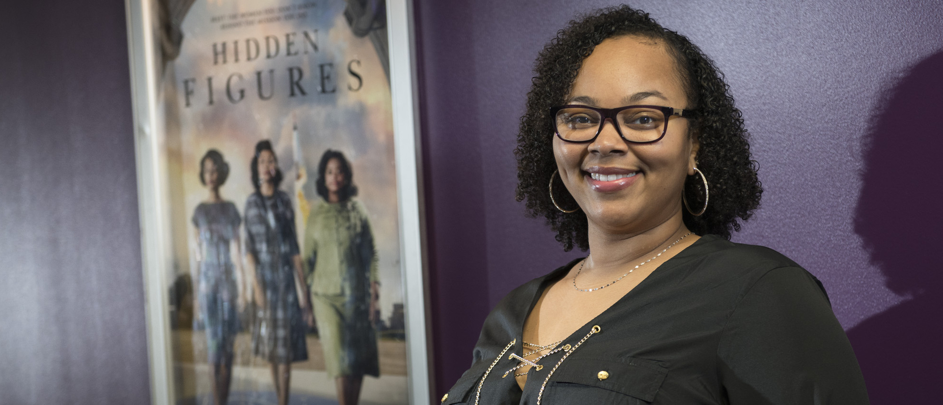 Dr. Dandrielle Lewis, associate professor of mathematics
