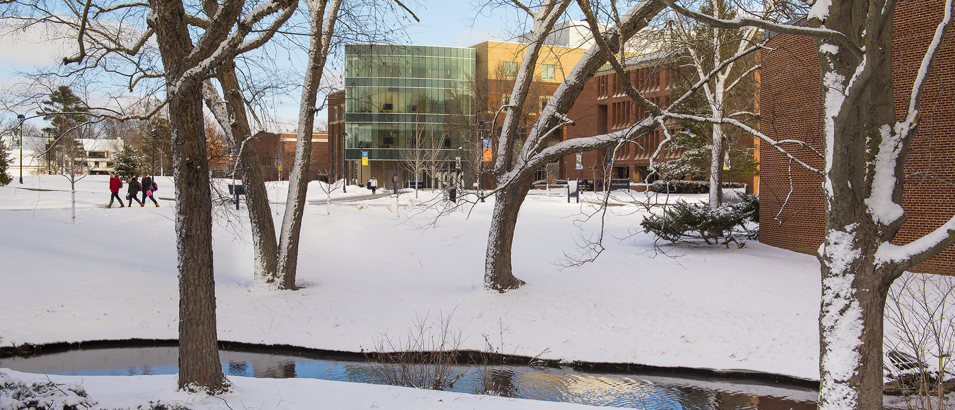 Winter at UW-Eau Claire