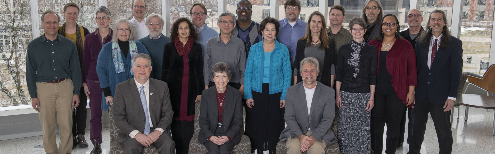 College of Arts and Sciences Chairs and Directors Group February 2017